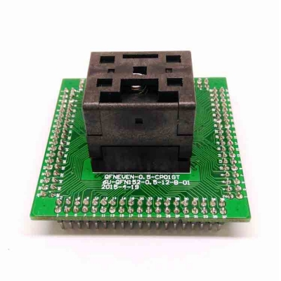 QFN72 Programming adapter 10*10 0.5mm QFN72 IC test socket