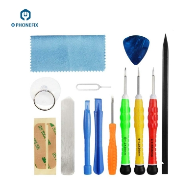 VIPFIX 13 In 1 iPhone Repair Opening Pry Tools Screwdriver Kit Set