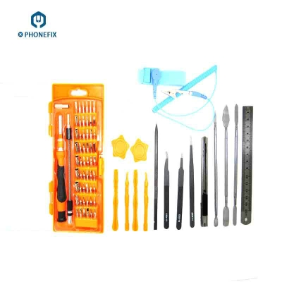 VIPFIX Cell Phone Repair Screwdrivers Kit for iphone 8 plus X ipad