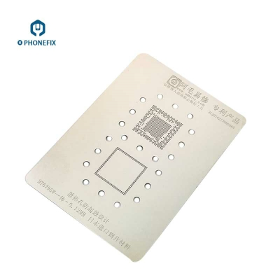 0.12MM MT6795W MTK CPU BGA Reballing Stencil Template