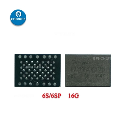 iPhone 6S 7P 64 128 256G NAND Flash Replacement Memory Storage