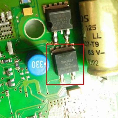 BUK9624-55A Car Computer Board Vulnerable Diode Fittings