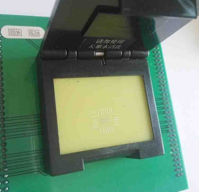 VBGA56P IC Socket Adapter memory chip for up-828P up-818P