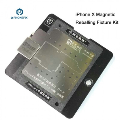 iPhone X Motherboard Repair BGA Reballing platform Positioning Fixture