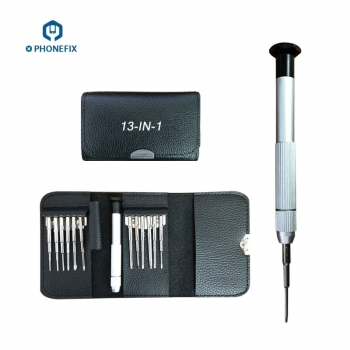 13 IN 1 ipad tablet PC Screwdriver Wallet Pocket Opening Hand tools