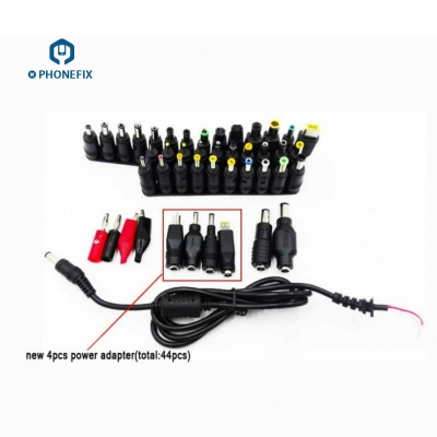 44pcs universal DC Power adapter phone Laptop DC Power Jacks