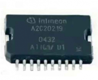 A2C20219 ATIC17D1 automobile engine power driver chip