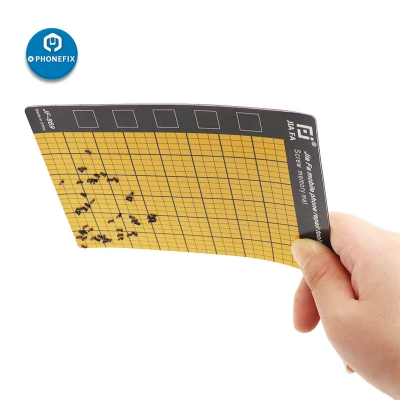 Magnetic Project Mat Prevent Small Electronics Losing Work Surface Mat