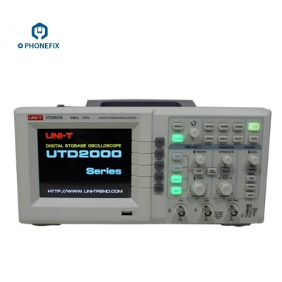 UNI-T UTD2062CE Digital Storage Oscilloscopes 2 CH 60MHz 1GS/s