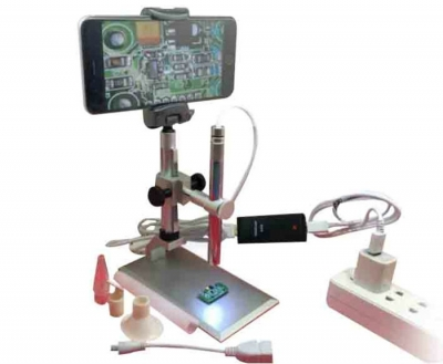 WIFI Muti-purpose Microscope endoscope for iphone Android PC