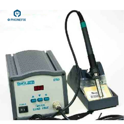 Quick 205 Soldering Station high power rework station 150W lead-free