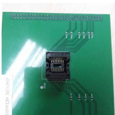 UP-828P programmer adapter SOIC8SP test socket adapter