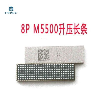 iphone 8 8P Booster Coil M5500 Booster Touch Flash Booster IC M5500