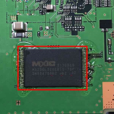 MX29GL320EBTI-70G Car Audio Amplifier IC CPU Processor Chip