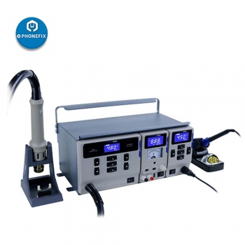 ATTEN MS-300 SMD Soldering Rework Station maintenance system