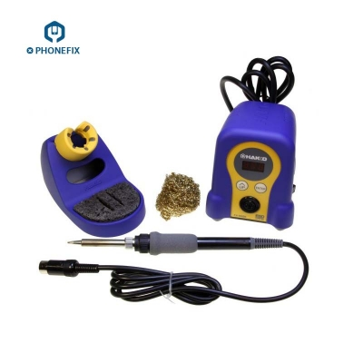 HAKKO FX-888D Digital ESD Soldering Station 70W Adjustable Temperature