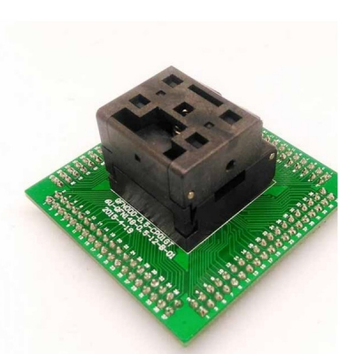 QFN36 Programming adapters 0.5mm QFN36 Burn-in Socket