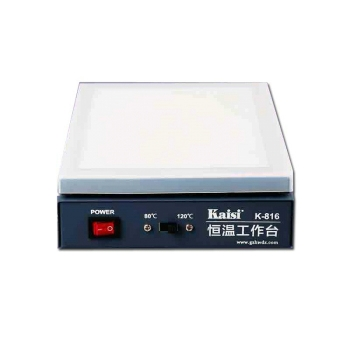 K-816 Constant Temperature BGA Reball Heater Preheating Station