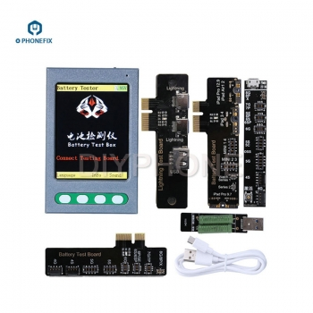 iphone ipad battery Tester box Lightning Cable Genuine Fake Test board