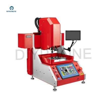 CNC Router IC Grinding Machine for iPhone 7 8 X XSMAX Motherboard