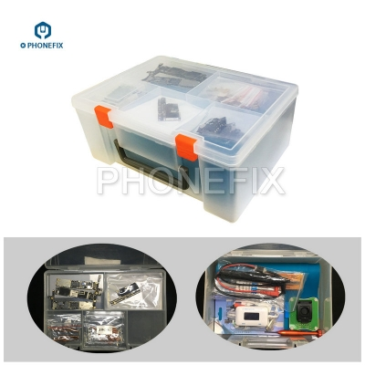 Mobile Phone Repair Tools ToolBox Repair Parts Component Storage box