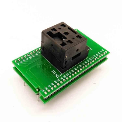 QFN48 Programming adapter 6*6 0.4mm QFN48 IC test socket