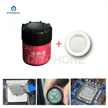 DRG-102 CPU thermal silicone grease Silver-containing thermal paste
