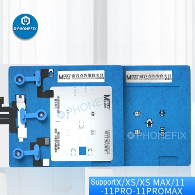 Dot Matrix Face ID Reballing Repair Fixture for iphone X-11 pro max