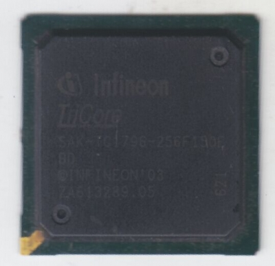SAK-TC1796-256F150EBD Auto Computer Board CPU processor chip