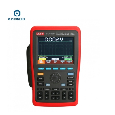 UNI-T UTD1202C Handheld Digital Oscilloscopes 2 Channel 1GS/s