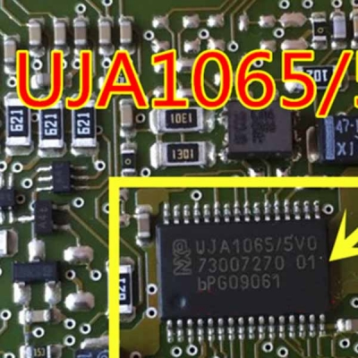 NXP UJA1065/5V0 Car Computer Board ECU Control Electronic Chip