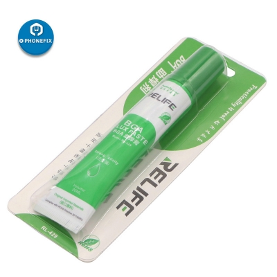 Relife RL-429 Hose BGA Flux Paste 20ML Original imported materials