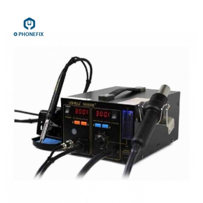 YIHUA 968DB+ 3 in 1 Soldering rework station for personal workshop