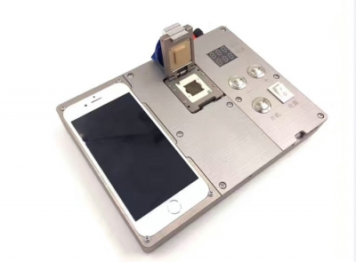 iPhone A8 A9 A10 CPU testing jig A8 A9 A10 CPU Good Bad test fixture