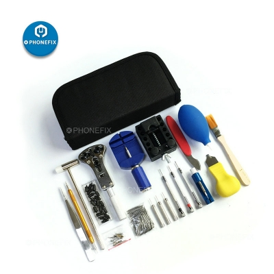 150pcs Professional Watch Repair Tools Opening Toolkit Watchmaker Hand Tools
