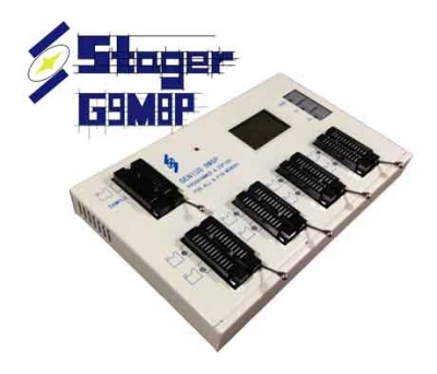 Stager VSpeed G9M8P Production Programmers On-line / Off-line
