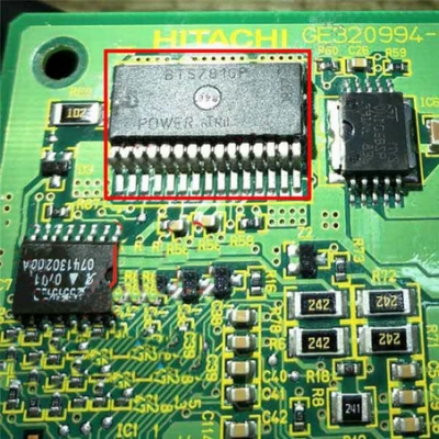 BTS781GP Car Engine Computer Board Auto ECU Accessories