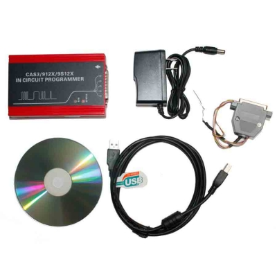 In Circuit Programmer for BMW CAS3 912X 9S12X Motorola ECU