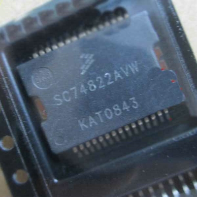 SC74822AVW Car Engine Computer Board ECU Control Special Chip