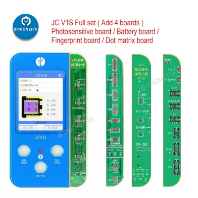 JC V1S 3 In 1 Mobile Phone Code Reading Programmer for iphone