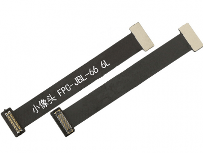 iPhone 5S 6 6S 7 7P 8 X big small Camera Flex Cable extension cable