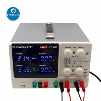 UNI-T UTP3305 DC Power Supply 32V 5A Dual channel Precision