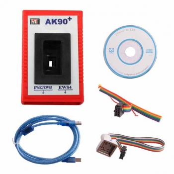 AK90 key progammer for BMW EWS AK90 plus V3.19 key programmer