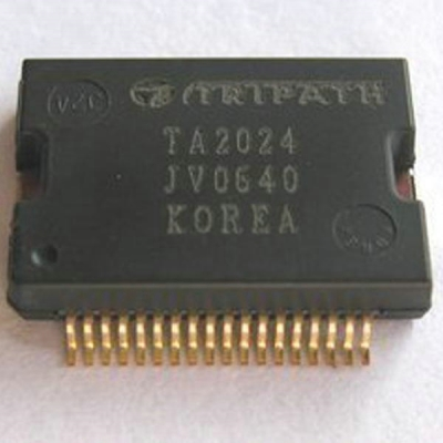 TA2024 TA2024C TA2024B Car audio amplifier drive Auto Chip