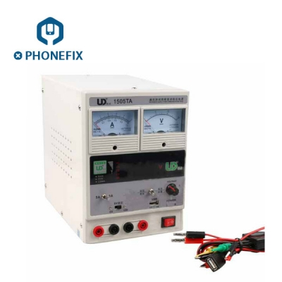 1505TA 15V 5A dc power supply for iphone Samsung phone repair