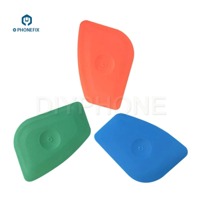 Super-hard plastic guitar irregularly phone opening pick pry tool