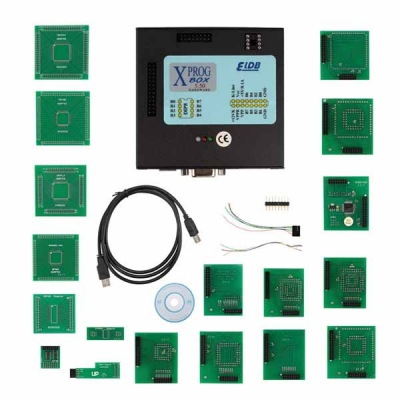 China XPROG ECU Programmer Device OEM XPROG-M box with USB Dongle