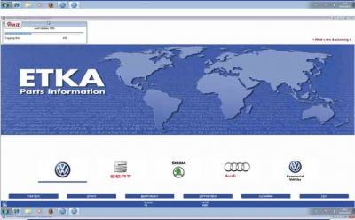 2016 ETKA 7.5 download link for VW/Seat/Skoda/Audi Cracked ETKA 7.5