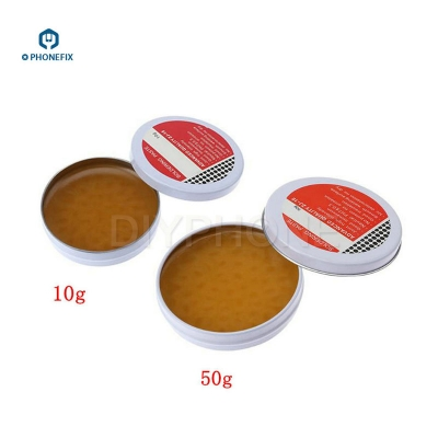 10g 50g solder flux rosin paste Phone BGA PCB soldering paste flux solder ball