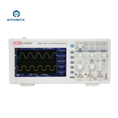 UNI-T UTD2025CL UTD2052CL Desktop Digital Oscilloscopes 2 Channels